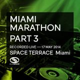 Joseph Capriati - Live at Space Terrace (Miami) Part 3 - 17-May-2014