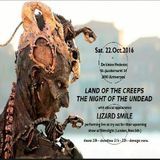 Land Of The Creeps Setlist (22-10-2016)