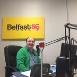 Belfast 89FM Christmas Eve 2015 Radio Show 1-4pm with Justin Macartney