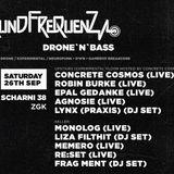 Memero @ DroneNbass Grundfrequenz 260915 zgk Berlin