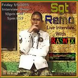 Sgt Remo..Interview...Reggaeoverdrive Radio