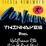 Twinwaves pres. UplifTrance 034 (Special Columbus Live @ Rock Star) (20-11-2013)