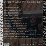 Norberto Loco - Top 20 - June 2018