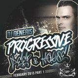 DJ GeneriS - 2015-03 - Progressive Deep & House (February)