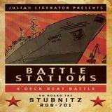 Mike Humphries @ BattleStations - MS Stubnitz London Royal Docks - 15.12.2012