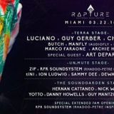Art Department - Live @ Rapture Festival (Miami, United States) - 22-MAR-2018