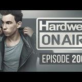 Hardwell - Hardwell On Air 200 2015-01-16
