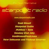 Paul Stuart Starpoint Radio - Sunday 21st July 2019