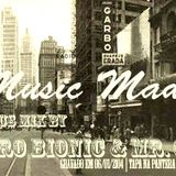 Music Made - 3 hours continuous mix by Leandro Bionic & Mr. Gil