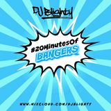 #20MinutesOfBangers // Week 2 // R&B & Hip Hop // Twitter @DJBlighty