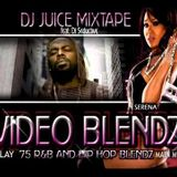 DJ Juice MixTape Video R'n'B and Hip-Hop Blendz Part 3 (Vol. 66) - Audio Only