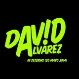 David Álvarez @ In Sessions Maxima FM (30/5/2014)