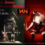 Dj Lemmy's (Damage Case) Μίνι αφιέρωμα στον ''Chief'' Lemmy & Christmas Metal Songs! (24.12.16)