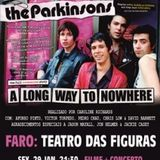 Entrevista - The Parkinsons - Caroline Richards e Afonso Pinto - 29Jan