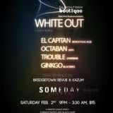 Closing Set @ White Out 2013 (Portland, Someday Lounge, 2/2/13)