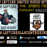 THE SPORTS FRENZY PODCAST -SOULED OUT-WWE STOMPING GROUND, AEW & NORTHEAST