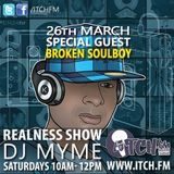 DJ Myme - The Realness Show 154 - Broken Soulboy