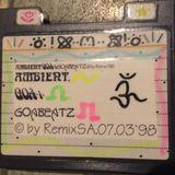 'Ambient, Goa + Goabeatz_Mixed by Tarantula_c by Remix'98' (SkogRa)_1998-03-07_MD_Mini Disc Rip