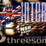 The JJPinkman's BBBThreesome Show #1: Guest Mix by Interra [14th May 2016] | NSB RADIO
