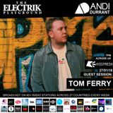 Electrik Playground 27/1/18 inc. Tom Ferry Guest Session