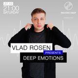 Vlad Rosen - Deep Emotions #020 [Record Deep]