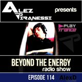 ALEZ Piranessi - Beyond the energy 114 (AlexD Guestmix)