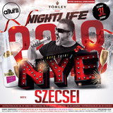 2017.12.31. - NIGHTLIFE Szilveszter - Club Allure, Gyömrő - Sunday