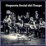 Orquesta Social del Tango - LP Café Mix