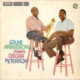 Louis Armstrong, Oscar Peterson – Louis Armstrong Meets Oscar  Verve Records – MG V-8322   1957
