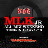 DJ Enuff, Mister Cee, Red Alert, Bent Roc, DJ Scratch - MLK JR Mix (WBLS) - 2017.01.15