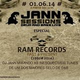 Programa Jann Sessions Especial RM RECORDS by DJ.Jann
