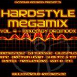 Hardstyle Megamix Vol. 4 (Mixed by Brainbox) (2016)