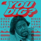You Dig? Podcast 03/2015 - Compiled By Simon Ham & Diesler