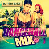 DANCEHALL Mix Live - Dj Pho-Enix.