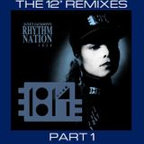 JANET JACKSON RHYTHM NATION REMIXES 1
