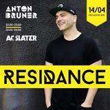 ResiDANCE #182 AC Slater Guest Mix (182)
