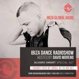 Alvaro Smart @ Ibiza Global Radio 15th April