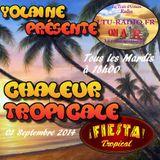 Chaleur tropicale 30 Septembre 2014