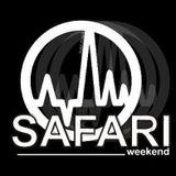 Safari Halloween D&B Sesion