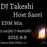 2015-09-09 EDM Mix in Club SOLE