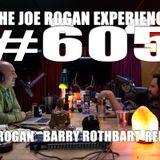 #605 - Barry Rothbart