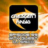 Crescent Radio Episode 59 with guest DJ Sisco