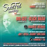 DJ Manny Quezada / Soulful Sunday Resident DJ Set / October 18, 2015