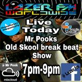 Old Skool Break Beats - Mr Pook's Sunday Sessions -Lazer Fm - 5th Mar 2017