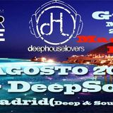 Ricardo de laMorena aka Deep Soul-Especial Univerdance 06-08-14