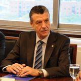 Mario Grinman (Sec. de la Camara Argentina de Comercio) La Usina