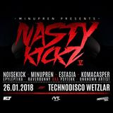 Nasty Kickz V - Technodisco Wetzlar Liveset by Brainstorm
