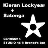 Kieran Lockyear (UK) & Satenga @ Studio45