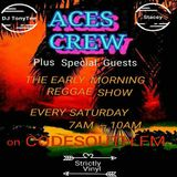 Asbest (Niceness Sound) - Aces Crew 'The Early Morning Reggae Show'