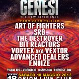 F. Noize @ Orion Live Club (Genesi Party) - 18.05.2013